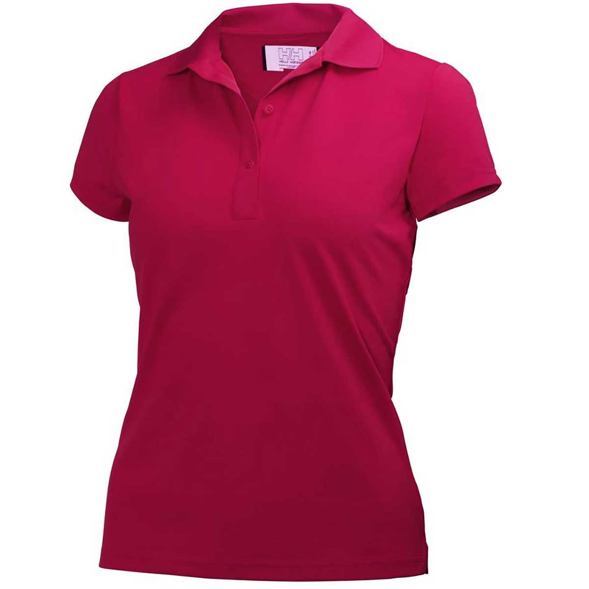 W Cove Polo Berry Pink