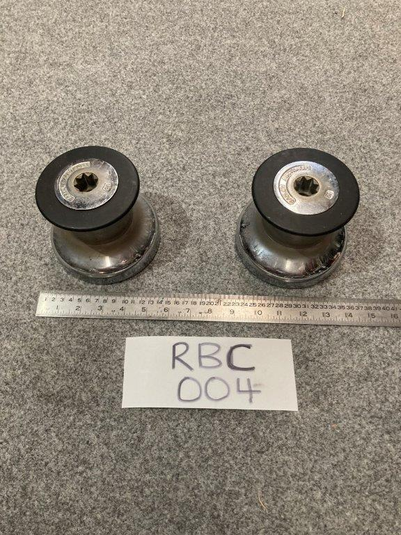 Barlow 21 Winches (Used) #RBC-004 sold as a set