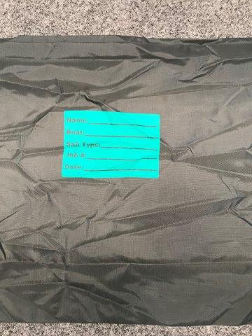 Sausage Bag (Used) 3.3 mtr #QQB-027