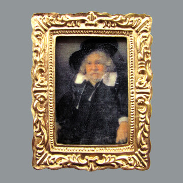 Rembrant - Portrait of an Elderly Man 1667