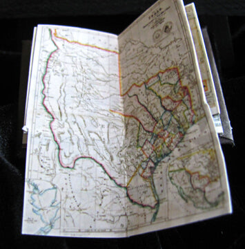 Map, Vintage maps of Texas