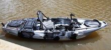Load image into Gallery viewer, Estuary Hunter Stealth 33 Pedal Powered And Electric Trolling Motor Plus Rocket Launcher/Motor Bracket