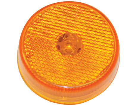LIGHT - LED 2.5 AMBER MARKER