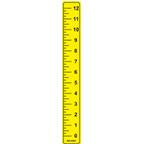 DECAL-FEEDGATE RULER