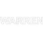 "DECAL-""WARREN""-WHITE"