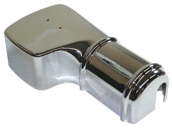 DONOVAN - CHROME MOTOR COVER  direct drive