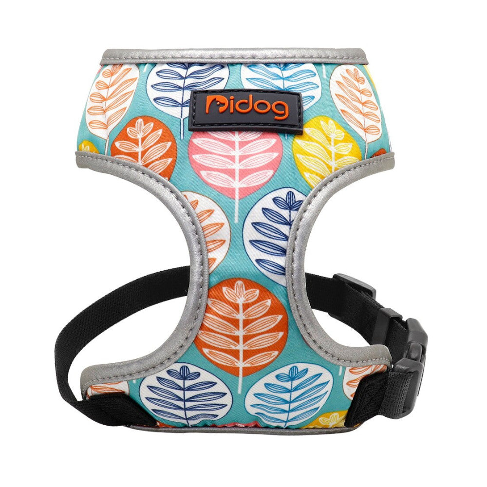 Pidog Spring Sunshine Nylon Dog Harness