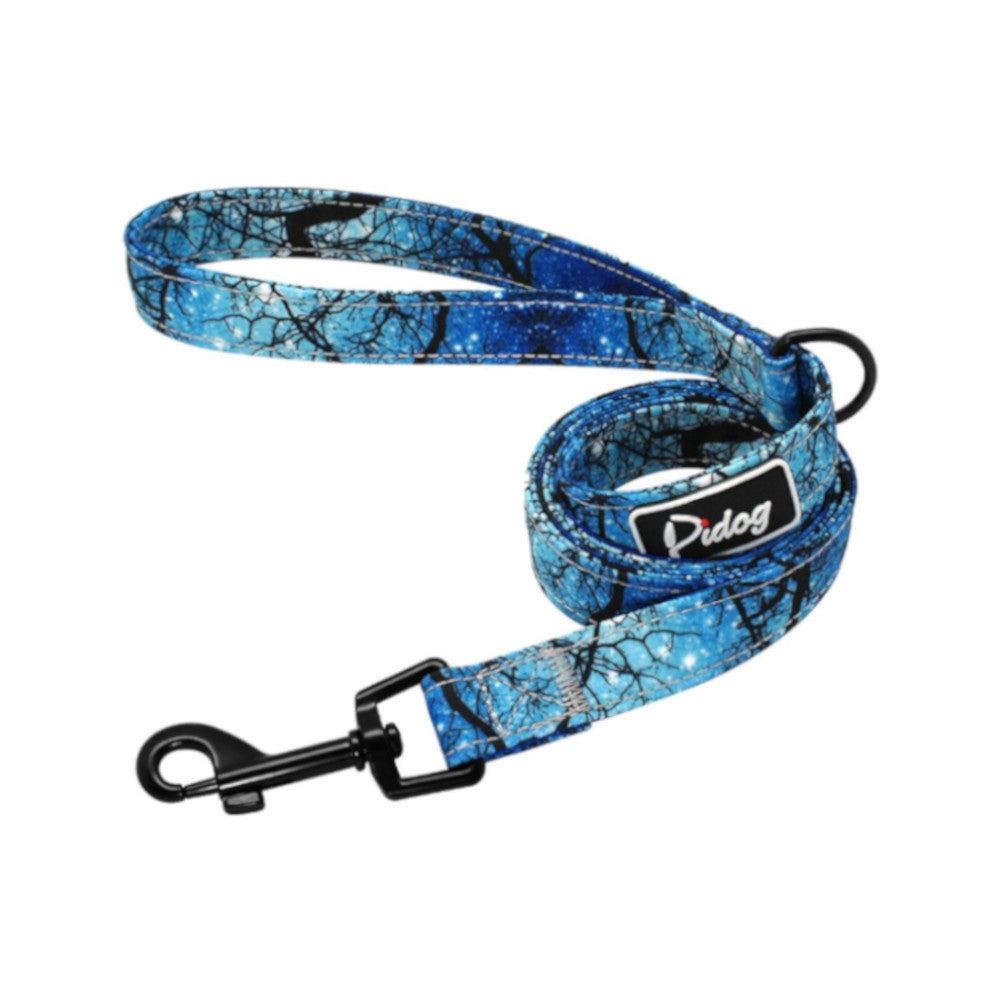 Pidog Starlight Forest Nylon Dog Leash