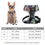 Pidog Surfs Up Nylon Dog Harness