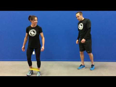 Mini Bands Hips Workout With Andy Neil