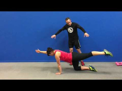 Core Stability with Lisa and Neil