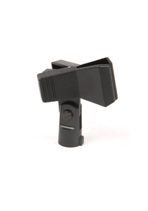 On Stand Mic Holder Clip