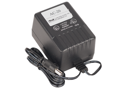 AC Power Module for PortaCom