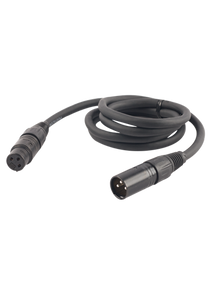 EX-4M , 4 Foot Male/Female XLR Cable , Anchor Audio