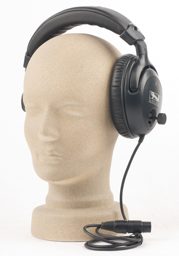 H-2000SL , Headset Single Muff Listen Only , Anchor Audio