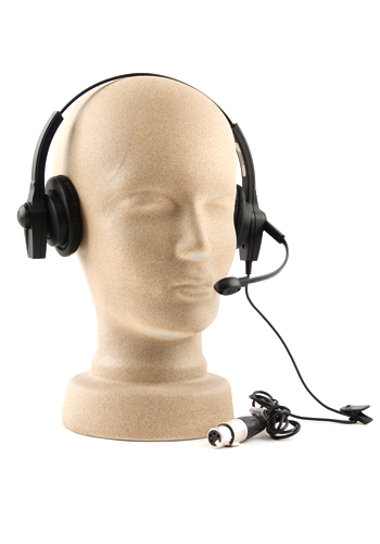 H-2000LT , Lightweight Headset , Anchor Audio