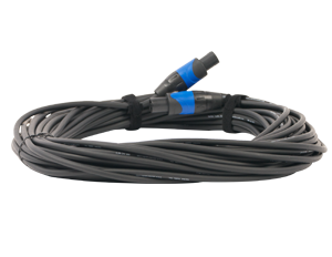 Companion Speaker Cable - SpeakOn Plug - 100 ft.