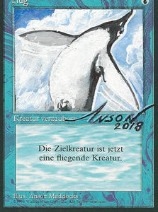 Flight (FBB) Card Alter