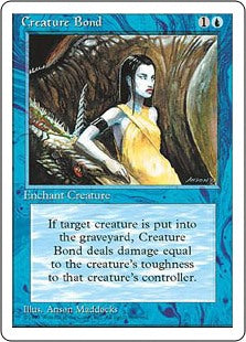 Creature Bond 4th Edition AP