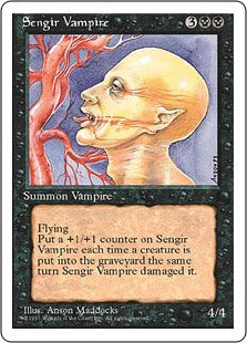 Sengir Vampire 4th Edition AP