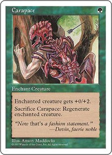 Carapace (5th Edition) Artist Proof