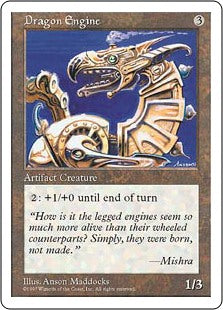 Dragon Engine (5th Edition) Artist Proof