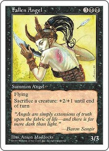 Fallen Angel (5th Edition) Artist Proof