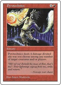 Pyrotechnics (5th Edition) Artist Proof