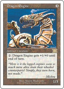 Dragon Engine (6th Edition) Artist Proof