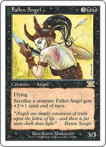 Fallen Angel (6th Edition) Artist Proof