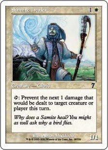 Samite Healter (7th Edition) Artist Proof
