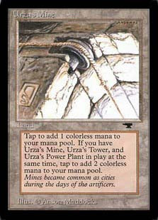 Urza's Mine Artist Proof (Pulley)