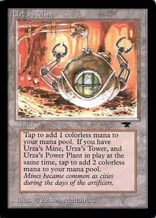 Urza's Mine Artist Proof (Sphere)