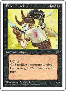 Fallen Angel Artist Proof (Chronicles)