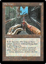 MTG - Pit Trap (Currently Not For Sale)