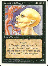 Sengir Vampire - Revised Edition Artist Proof
