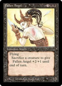 Fallen Angel Artist Proof