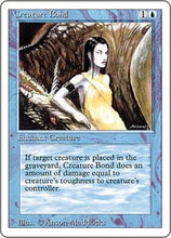 Creature Bond - Revised Edition Artist Proof