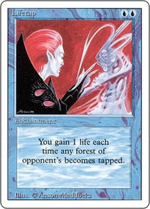 Lifetap - Revised Edition Artist Proof