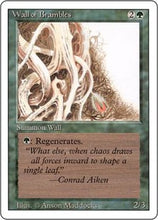 Wall of Brambles - Revised Edition Artist Proof