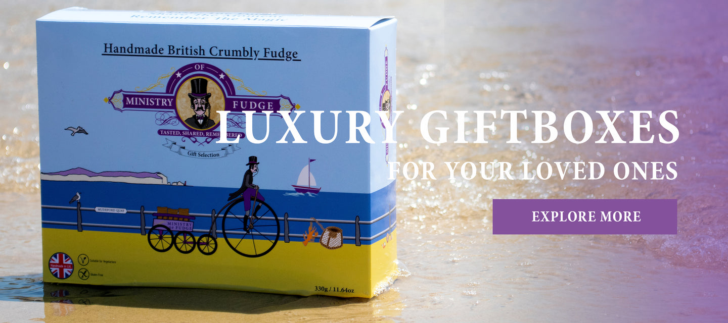 Picture of Luxury Giftboxes by Ministry of Fudge