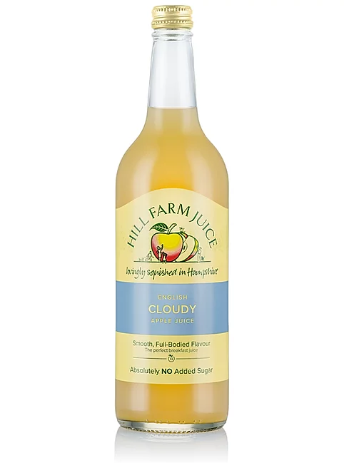 Cloudy Apple Juice - £3.25