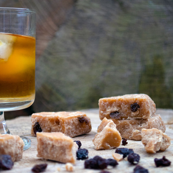 Picture of Rum and Raisin flavoured Fudge by Ministry of Fudge