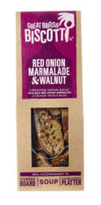 Red Onion Marmalade & Walnut - £3.25