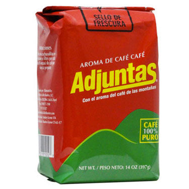 Café Adjuntas Ground Coffee 14 oz.-Café Adjuntas-Café 787