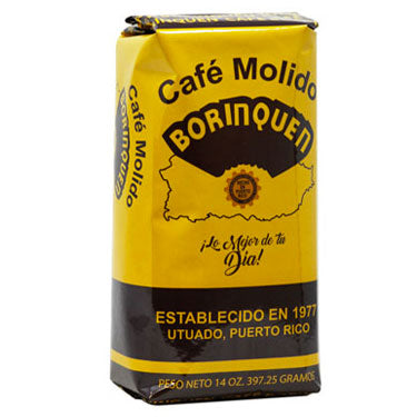 Café Borinquen Ground Coffee 14 oz.-Café Borinquen-Café 787