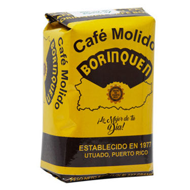 Café Borinquen Ground Coffee 8 oz.-Café Borinquen-Café 787