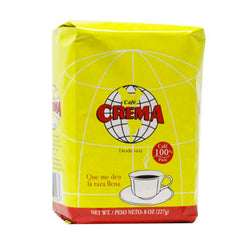 Café Crema Ground Coffee 8 oz.-Café Crema-Café 787