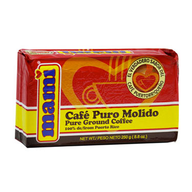 Café Mami Ground Coffee 8 oz.-Café Mami-Café 787