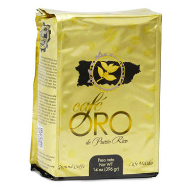 Café Oro Ground Coffee 14 oz.-Café Oro-Café 787
